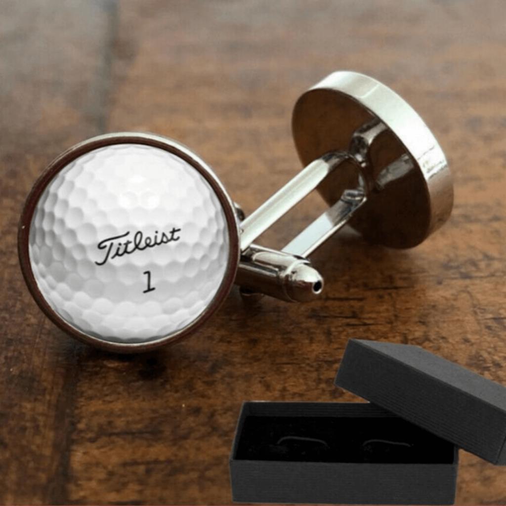 Golf Cufflinks